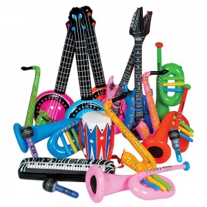 BEST DJ PA inflatable-instruments