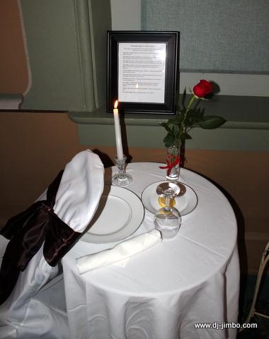 Fallen Soldiers Tribute   Best Wedding DJ PA Poconos   DJ JIMBO ENTERTAINMENT